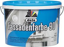 купить краску Dufa Fassadenfarbe (Дюфа Фассаденфарбе) дешево